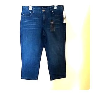 Anne Klein Capri Jeans